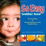 So Easy Toddler Food: Survival Tips & Simple Receipes for the Toddler Years