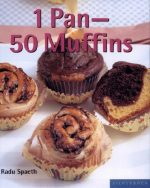 1 Pan, 50 Muffins (Quick & Easy)