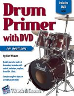 Drum Primer Book for Beginners with Video & Audio Access