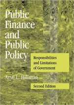 Public Finance and Public Policy: Responsibilities and Limitations of Government