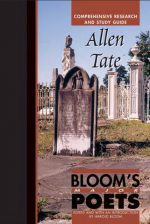 Allan Tate: Blooms Major Poets