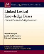 Linked Lexical Knowledge Bases: Foundations and Applications