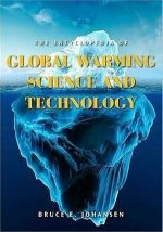 The Encyclopedia of Global Warming Science and Technology (2 volumes)