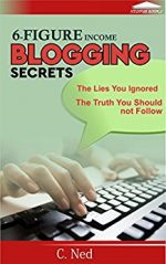 SIX-FIGURE INCOME BLOGGING SECRETS