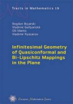 Infinitesimal Geometry of Quasiconformal and Bi-lipschitz Mappings in the Plane