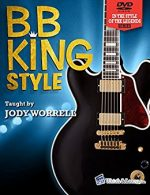 B.B. King Style Guitar Book with Video & Audio Access