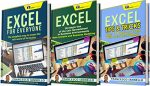 EXCEL: The Bible Excel – 3 Manuscripts + 2 BONUS BOOKS – Excel for Everyone, Data Analysis & Business Modeling, Tips & Tricks