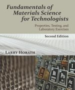 Fundamentals of Materials Science for Technologists