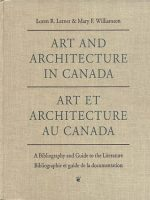 Art and Architecture in Canada