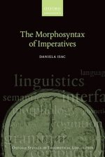 The Morphosyntax of Imperatives