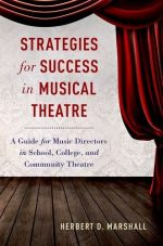 Strategies for Success in Musical Theatre