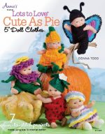 Lots to Love Cute as Pie 5″ Doll Clothes