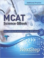 MCAT QBook: Over 2,000 Questions Covering Every MCAT Science Topic (More MCAT Practice), 3rd Edition