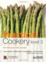 Practical Cookery, Level 3, 5 edition