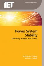 Power System Stability: Modelling, Analysis and Control