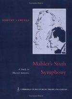 Mahler's Sixth Symphony: A Study in Musical Semiotics