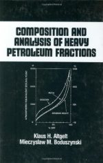 Composition and Analysis of Heavy Petroleum Fractions