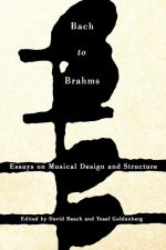 Bach to Brahms: Essays on Musical Design and Structure