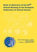 Book of Abstracts of the 66th Annual Meeting of the European Association for Animal Production: Warsaw, Poland