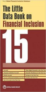 The Little Data Book on Financial Inclusion 2015