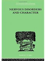 Nervous Disorders And Character