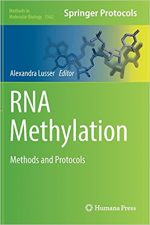 RNA Methylation: Methods and Protocols