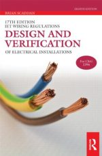Design and Verification of Electrical Installations, 8 edition