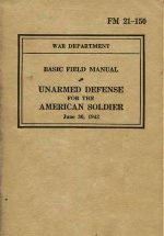 Unarmed Defense for the American Soldier