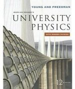 University Physics with Modern Physics (12th edition)