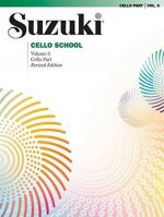 Suzuki Cello School – Volume 6 (Revised): Cello Part