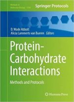 Protein-Carbohydrate Interactions: Methods and Protocols