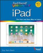 Teach Yourself VISUALLY IPad, 6th Edition