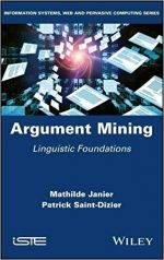 Argument Mining: Linguistic Foundations