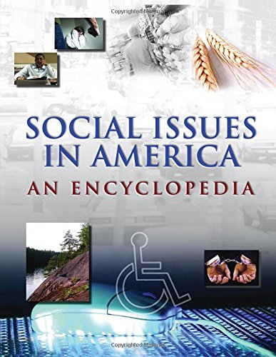 Social Issues in America: An Encyclopedia, 8 Volume Set