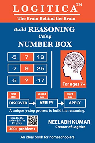 Logitica: Build Reasoning Using Number Box