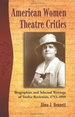 American Women Theatre Critics
