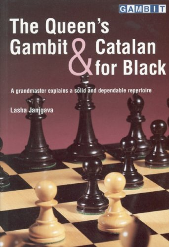 The Queen's Gambit and Catalan for Black: A Grandmaster Explains a Solid and Dependable Repertoire