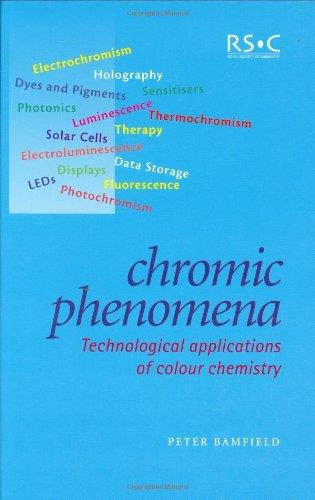 Chromic Phenomena: Technological Applications of Colour Chemistry