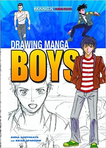 Drawing Manga Boys (Manga Magic)