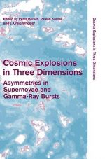 Cosmic explosions in three dimensions  (Cambridge Contemporary Astrophysics)