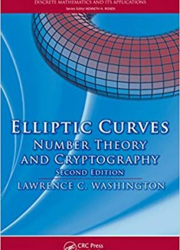 Elliptic Curves: Number Theory and Cryptography, Second Edition
