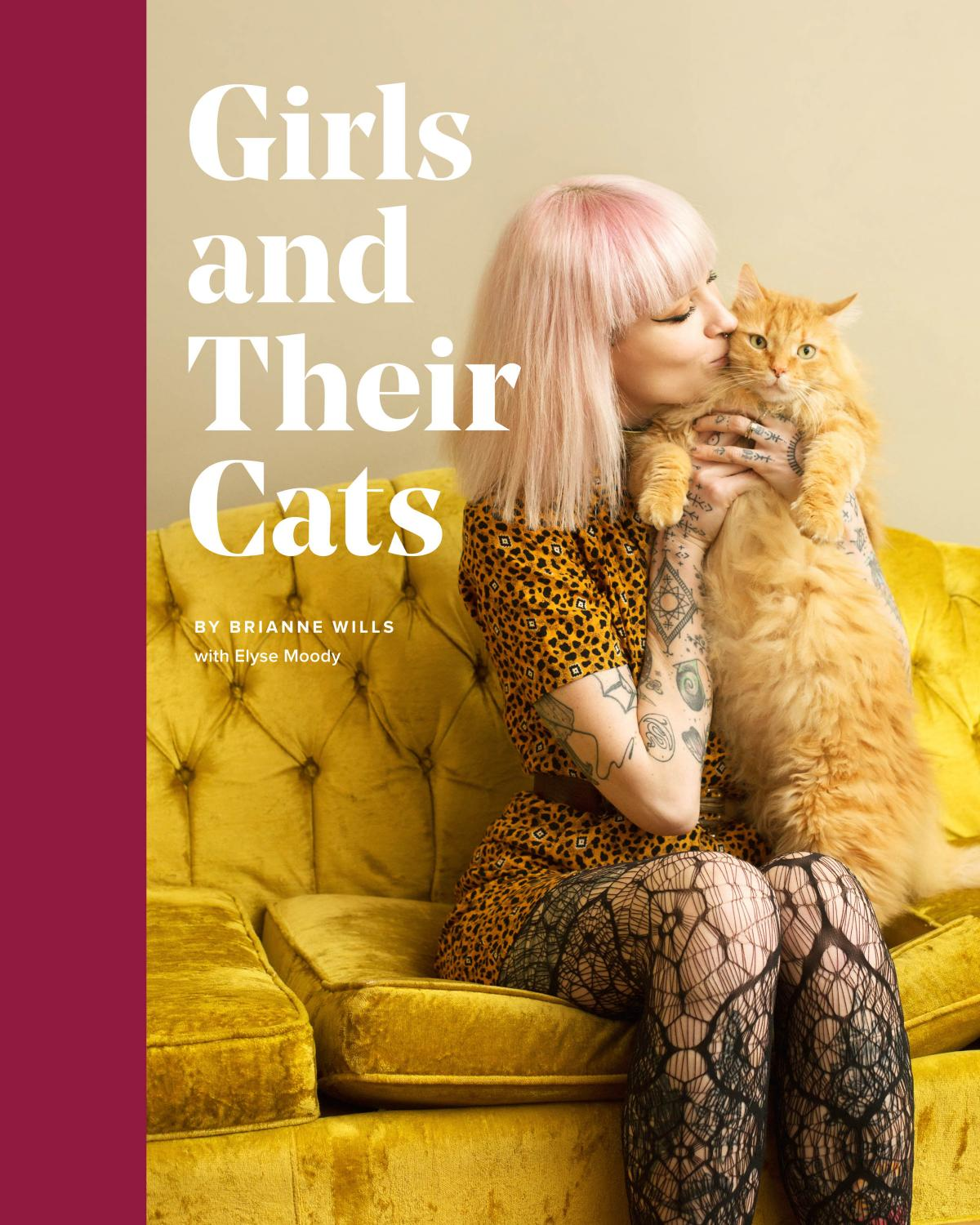 Girls and Their Cats