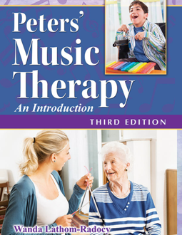 Peters' Music Therapy : An Introduction, Third Edition