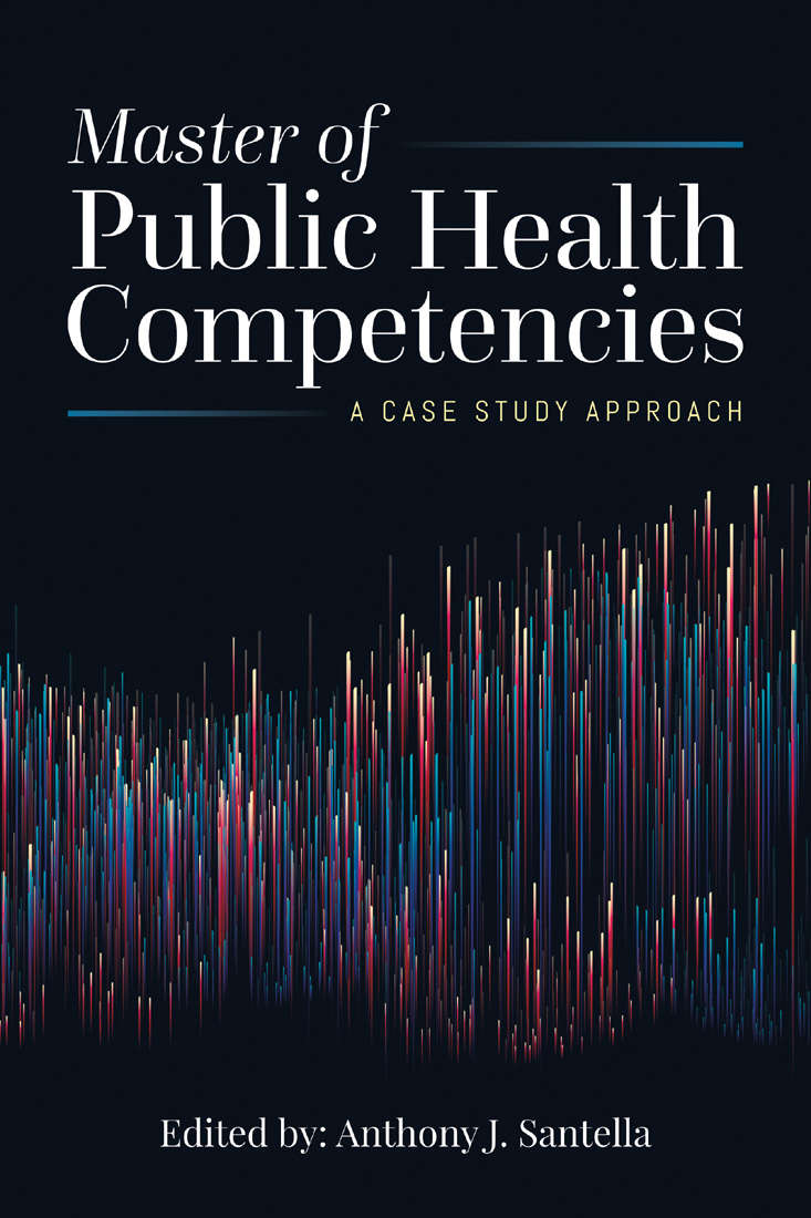 Master of Public Health Competencies: A Case Study Approach