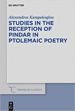 Studies in the Reception of Pindar in Ptolemaic Poetry