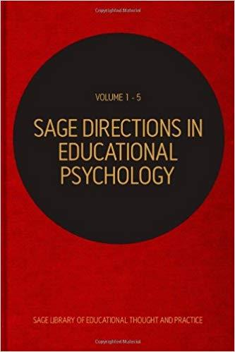 SAGE Directions in Educational Psychology (Vol 1-5)