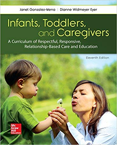 Infants, Toddlers, and Caregivers 11th Edition