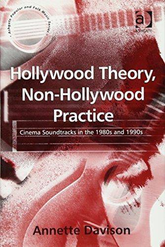 Hollywood Theory, Non-Hollywood Practice: Cinema Soundtracks in the 1980s and 1990s