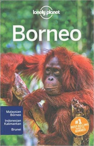 Lonely Planet Borneo (Travel Guide)