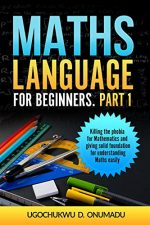 Maths Language for Beginners Part 1